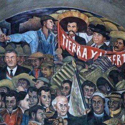 Antecedentes de la estructura socioeconómico de México de la revolución a la construcción del país timeline