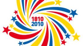 Bicentenario de Colombia timeline