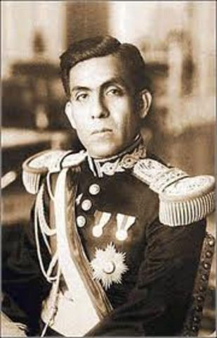 Guerra Colomboperuana. Muere Sanchez Cerro