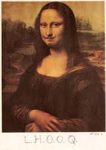 Duchamp. LHOOQ