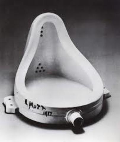 Duchamp. Fontana