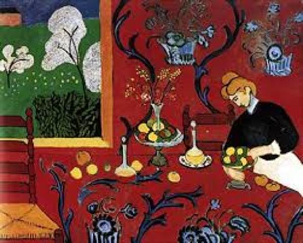 Matisse. Stanza rossa