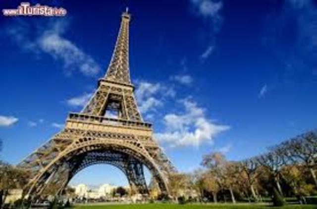 Eiffel. Tour Eiffel