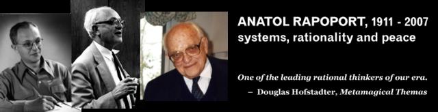 Doctor Anatol Rapoport.