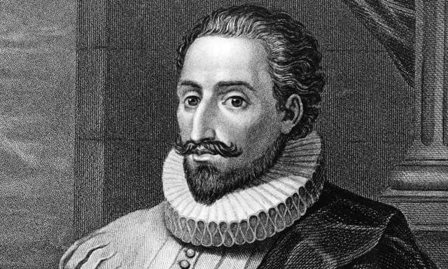 Mueren William Shakespeare y  Miguel de Cervantes