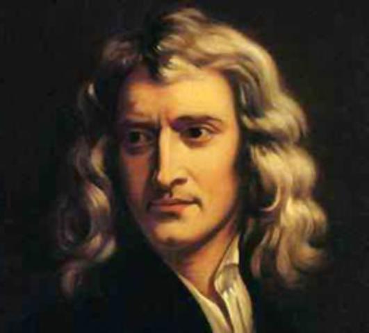 Descubrimientos de Newton