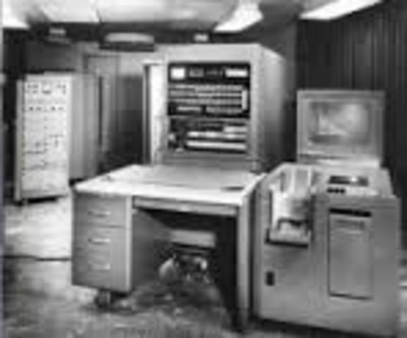 Mainframes y minicomputadoras