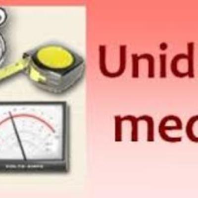 la historia de las unidades de medida timeline
