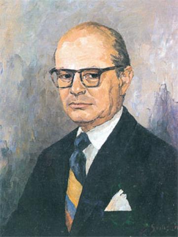 Carlos Lleras Presidente- 3ro del Frente Nacional