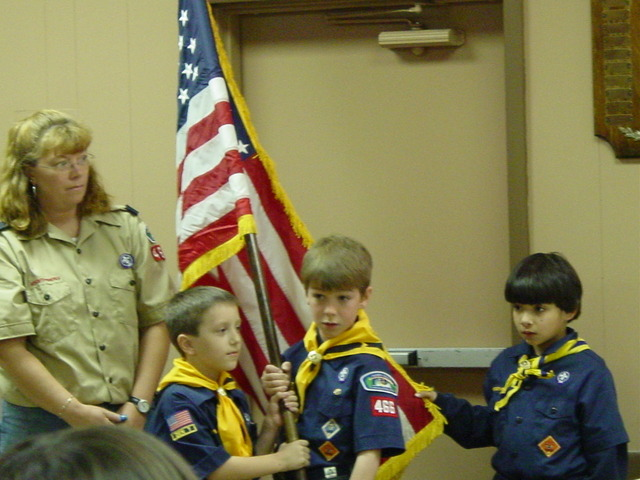 me at boy scouts