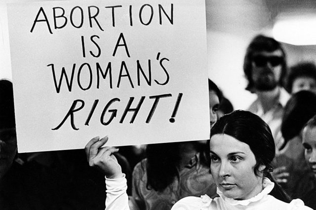 Legalized Abortion in 30 states