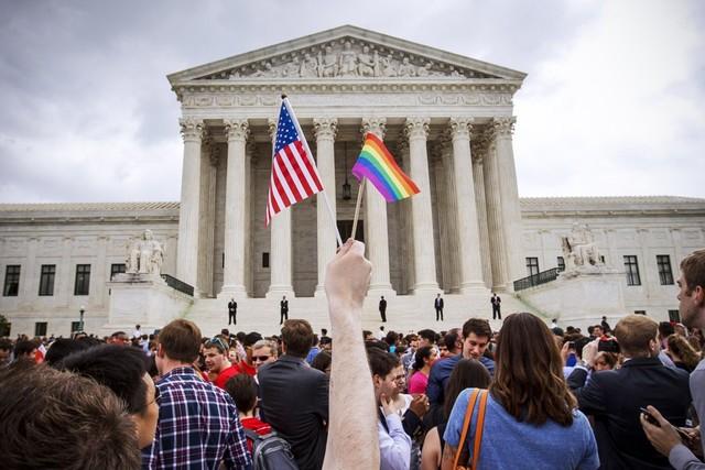 Same-sex Marriage Legalization Nationwide
