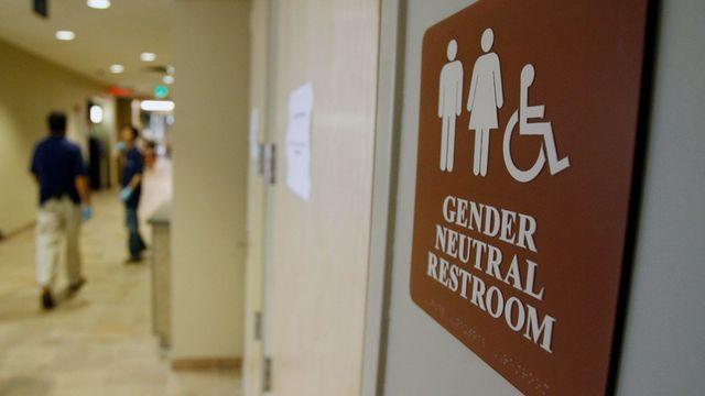 Same-Sex Public Bathrooms (in California)