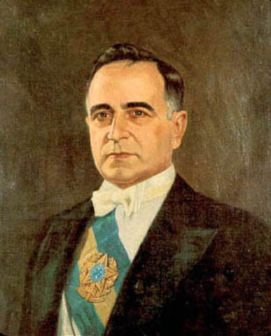 Getulio Vargas takes over the Brazilian Government