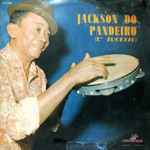 """Jackson do Pandeiro records """"Chiclete com Banana""""."""