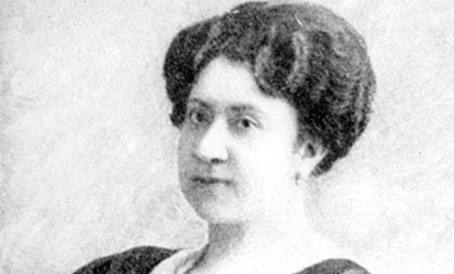 Eloísa Díaz.