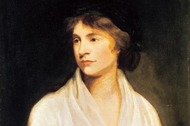 Mary Wollstonecraft.