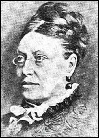 Lydia Becker.