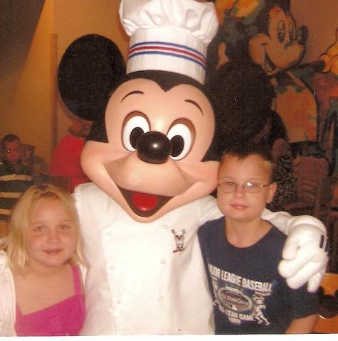 trip to Disneyworld/ St. Pete Florida