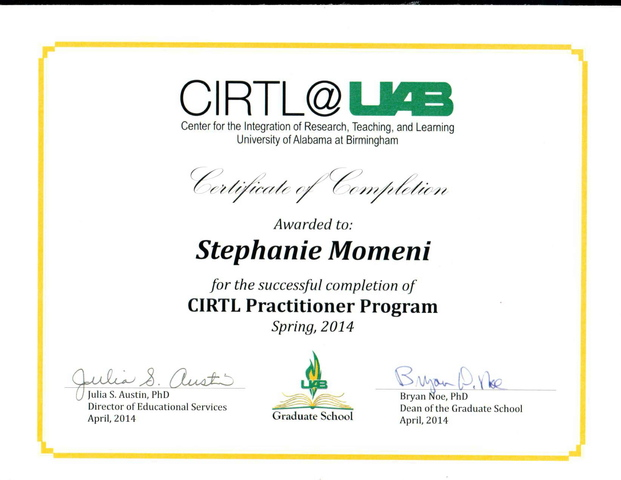 CIRTL Practitioner Program