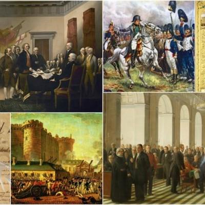 Historie Eksamen timeline