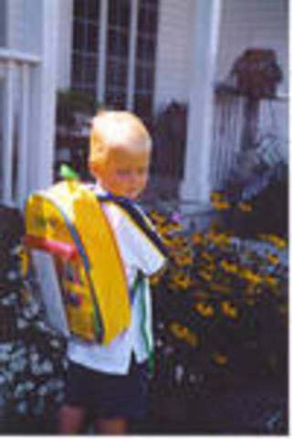 first day of pre school