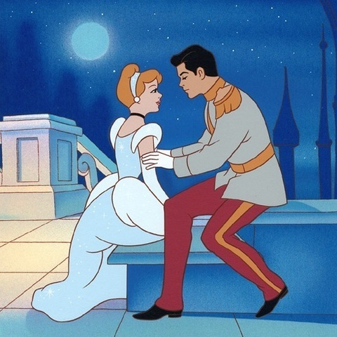 The Prince and Cinderella