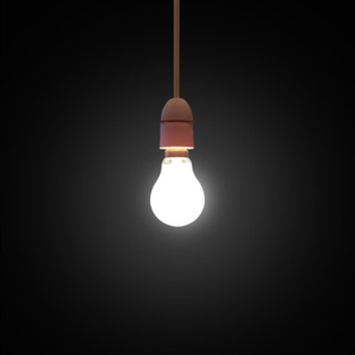 History of the Light Bulb timeline