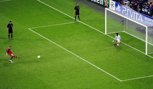 Penalty Kick Established