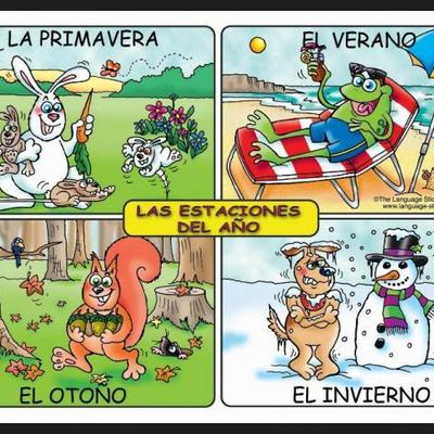 Las estaciones del año en México timeline