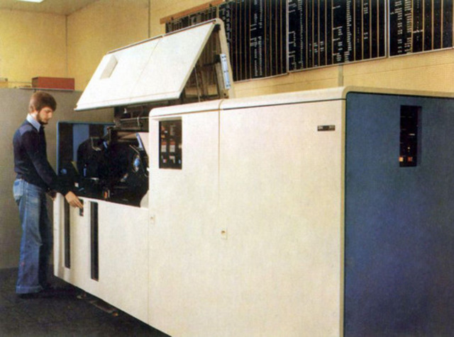 The History of Computer Printers timeline | Timetoast timelines