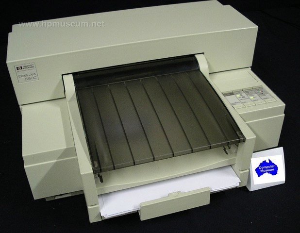 HP Deskjet Printer