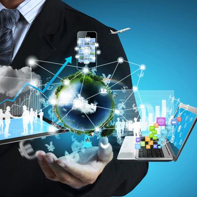 Evolución de la tecnologia de informacion timeline