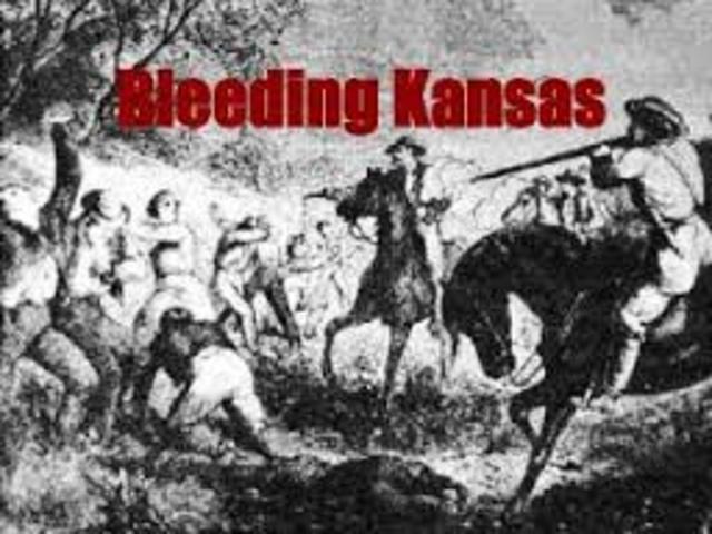 Key Event Led To The Civil War Timeline Timetoast Timelines