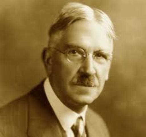 Philosophical Founder (John Dewey)