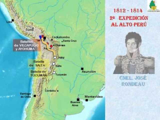CAMPAÑA DEL ALTO PERÚ