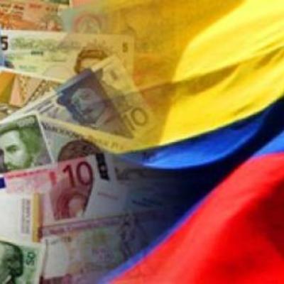 Economia Colombiana del siglo XX timeline