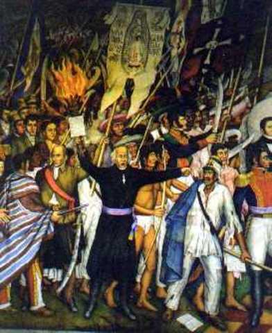 Independecia, y aparicion de la Republica de Colombia