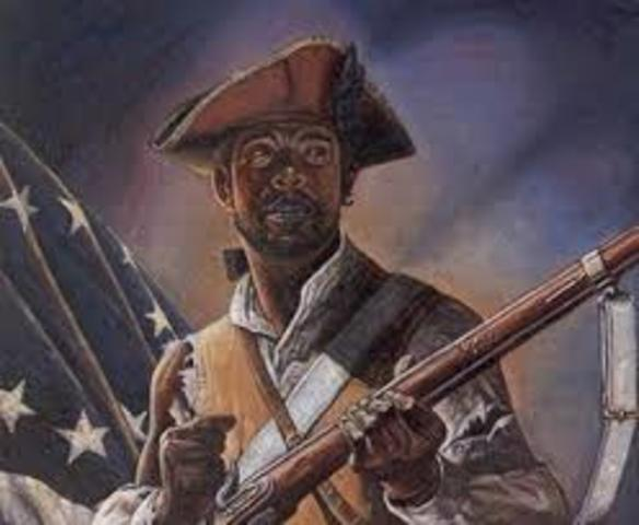 slavery american revolutionary war In both cases, the problem of slavery impinged upon all others, producing a   having shed their [own] blood in the american revolutionary war, brown argued .