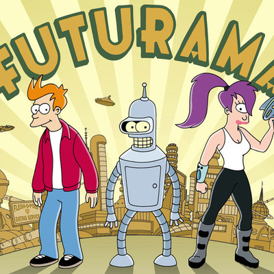Futurama timeline