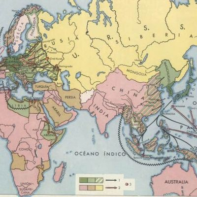Las transformaciones poiticas mundiales y los retos para el siglo XXI timeline