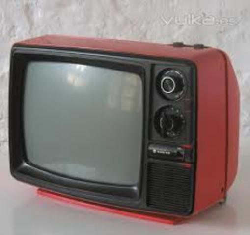 TELEVISORES Timeline