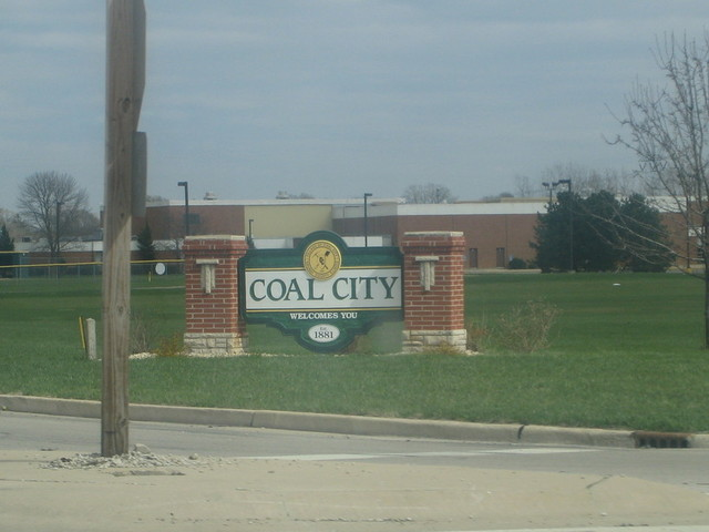 When I moved to Coal City