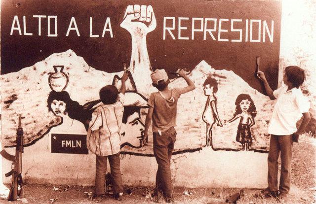 Nace el Frente Farabundo Martí para la Liberación Nacional, FMLN.