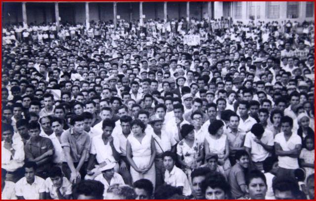 MOVIMIENTOS SINDICALISTAS DE 1920-1930