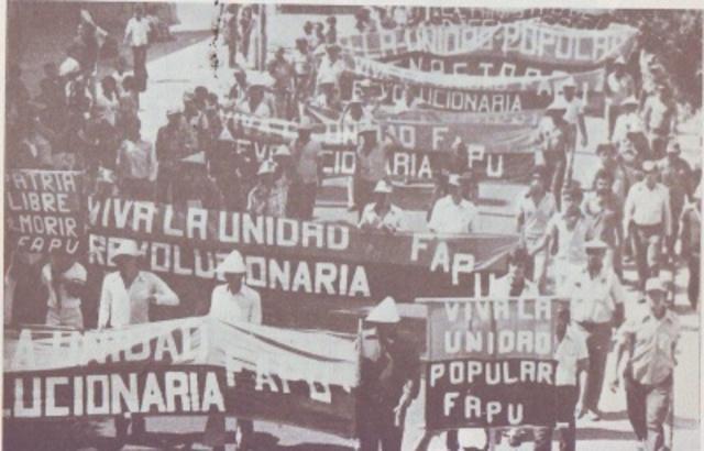 MOVILIZACIÓN POLÍTICA DE LAS CLASES EXPLOTADAS