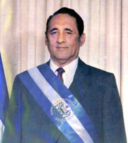José Napoleón Duarte nombrado Jefe de Estado