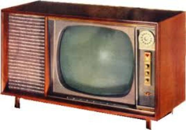 Segunda generacion del Televisor