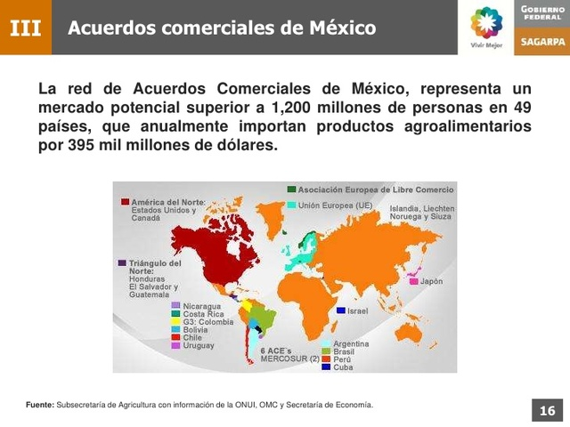 El comercio mexicano en la actualidad