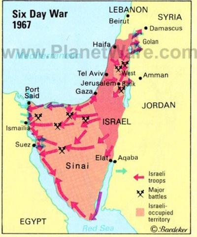 Conflict in Israel timeline   Timetoast timelines